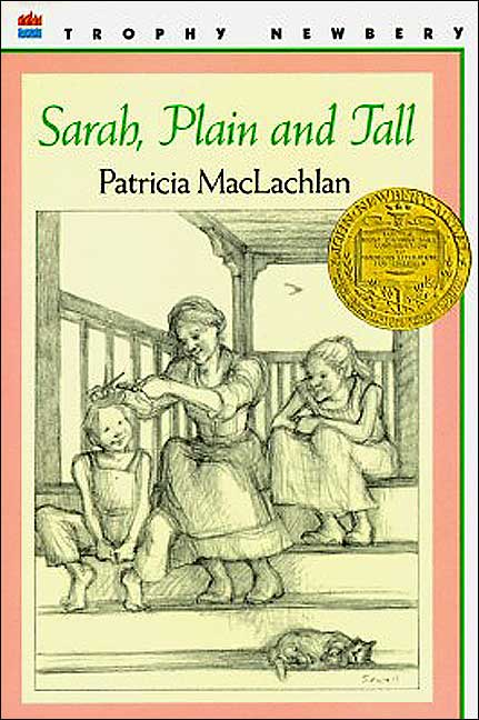 the book that almost made me an se sarah plain and tall the plaid pladd blog. Black Bedroom Furniture Sets. Home Design Ideas