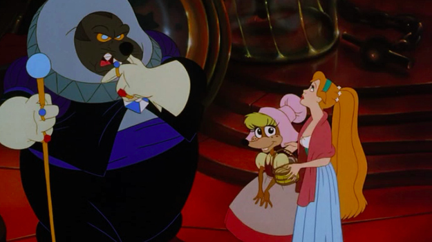 Buy Thumbelina Original Hand Painted Production Cel of Miss Mouse (voiced  by Carol Channing). in Cheap Price on Alibaba.com